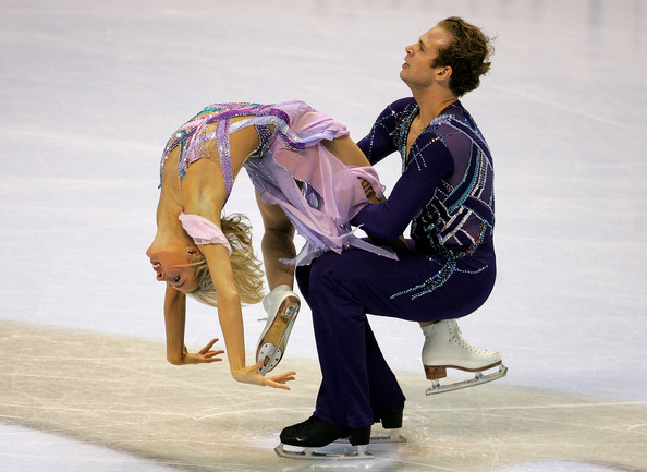 Morgan Matthews and Maxim Zavozin won Junior Worlds and the Junior Grand Prix in dance in 2005 and the US junior title in 2003 and 2004.