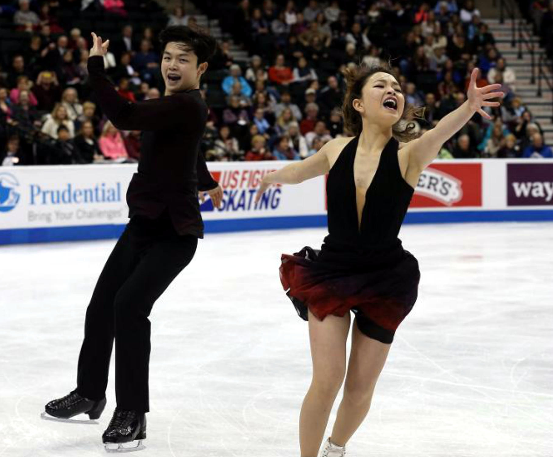 Maia and Alex Shibutani are the 2016 U.S. national champions, 2011 World bronze medalists, three-time U.S. national silver medalists (2015, 2012, 2011), two-time U.S. national bronze medalists (2013-14), 2015 and 2011 NHK Trophy champions, 2015 Skate Canada and 2011 Four Continents silver medalists, 2009 World Junior silver medalists, 2014 Ondrej Nepela Trophy champions, 2010 U.S. Junior national champions and members of the 2014 US Winter Olympics team.